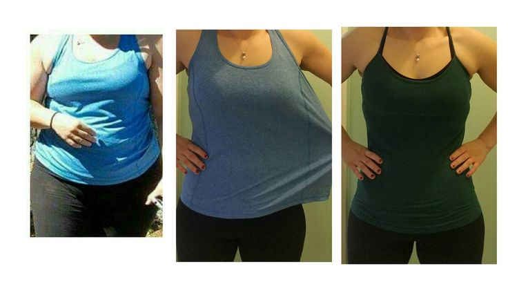 Three rounds of HCG and almost 60 pounds! Check out her testimonial.
