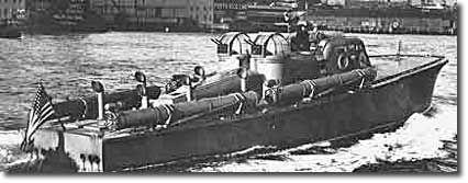 PT Boat Info - PT Boat - ELCO 70'