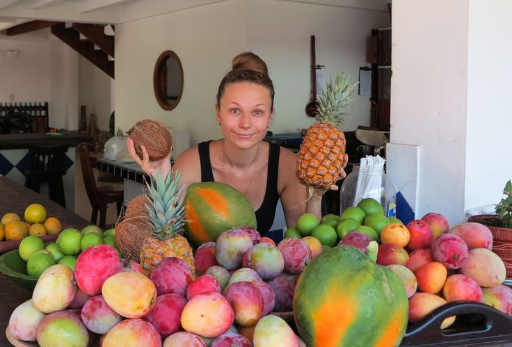 Fruit experience in Colombia Finca La Jorara