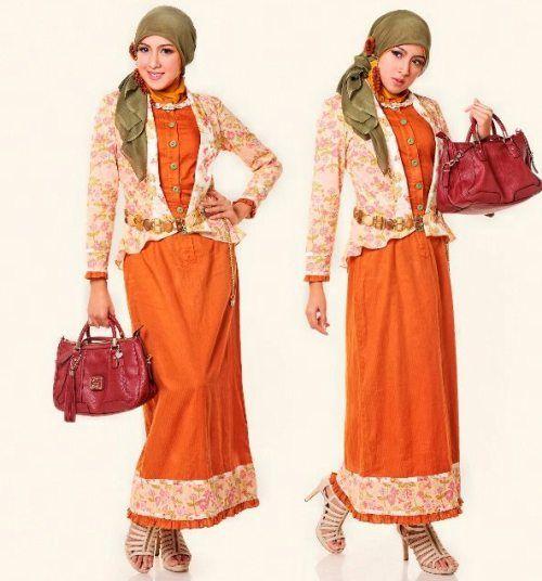 Batik kerja muslim-8