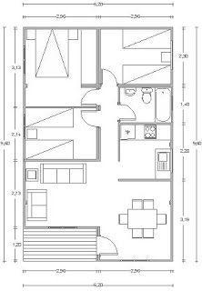 M s de 1000 ideas sobre planos de casas de madera en for Cocinas armables