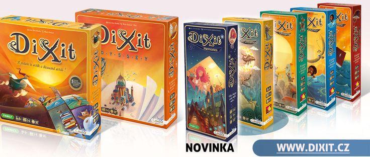DIXIT 5 - novinka