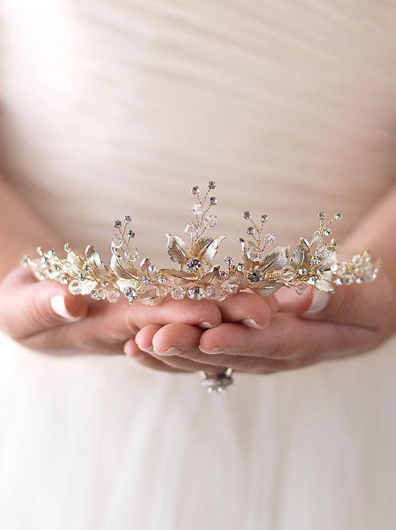 Exceptionnel Les 25 meilleures idées de la catégorie Diadèmes de mariage sur  WH71