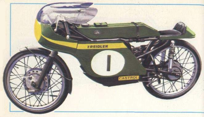 Kreidler Van Veen 50 1969
