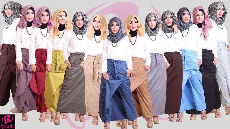rok celana panjang, rok celana, rok celana rosella,  rok celana akhwat, rok celana batik, rok celana muslimah murah, rok celana kulot, jual rok celana, model rok celana terbaru, rok celana olahraga muslimah,