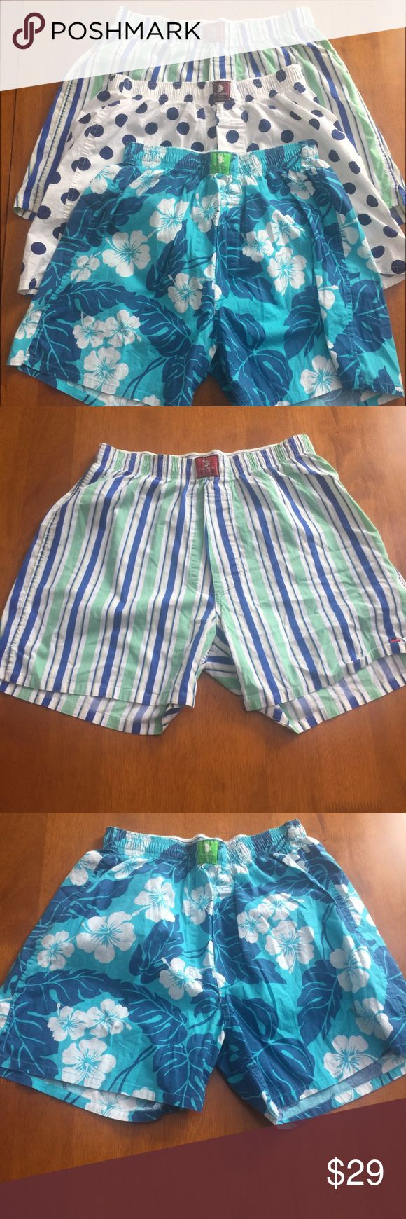 Abercrombie Men's Boxer Briefs Underwear Lot of 3 Abercrombie men's boxer brief.  Size is medium.  Washed but not worn.  Too small.  Bundle to save on shipping. Abercrombie & Fitch Underwear & Socks Boxers