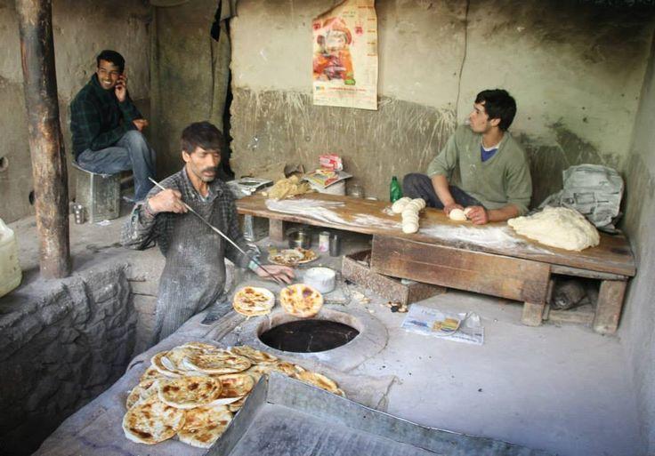 Breadmakers in Leh, Ladakh #India #Travel