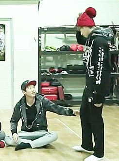 Kris: Why would you do this to me?