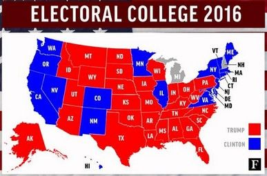 Why We Have an Electoral College - http://conservativeread.com/why-we-have-an-electoral-college/