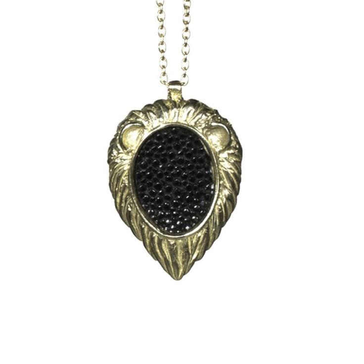 COLLETTE ISHIYAMA / Plain Mane Necklace