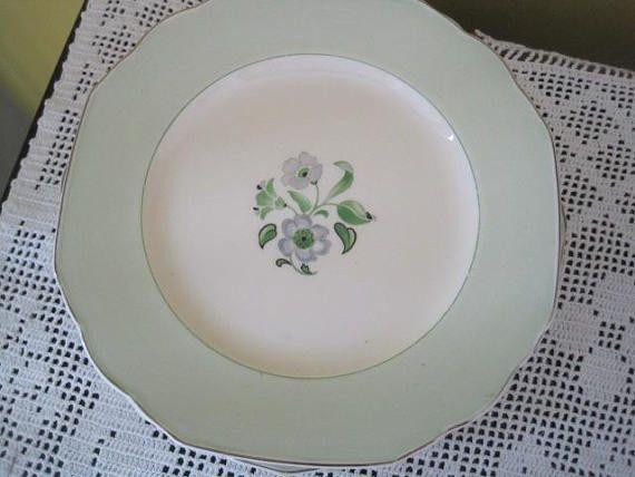 Vintage Vaisselle de remplacement Ivory/ Vintage Dishes of