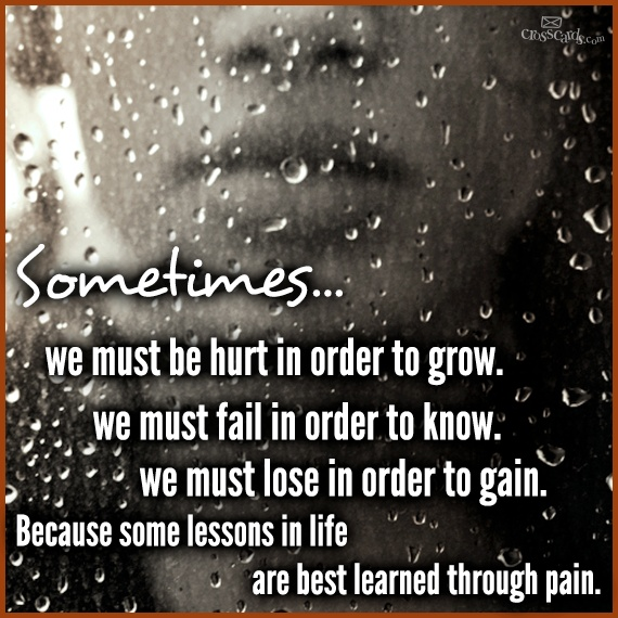Best Lesson From Life Quotes: Sometimes The Best Lessons In Life Are Best Learned