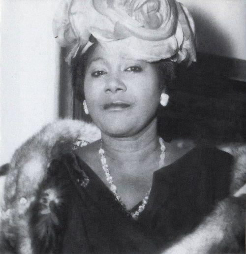 Mahalia Jackson | Mahalia Jackson Biography and Pictures