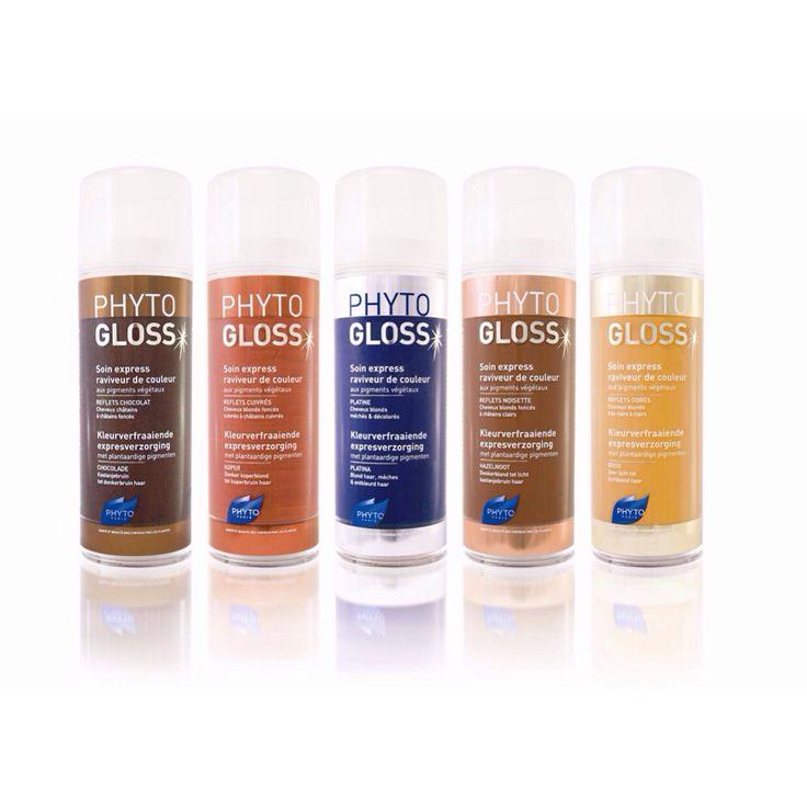 Τα βαμμένα σου μαλλιά χάνουν τη λάμψη και το χρώμα τους τώρα το καλοκαίρι λόγω του ήλιου, του αλατιού και του χλωρίου! Η χρωμομάσκα ενίσχυσης και διάρκειας του χρώματος PHYTO GLOSS, δεσμεύοντας κυριολεκτικά το φως, εισχωρεί στιγμιαία στο χρώμα των μαλλιών, ξαναζωντανεύοντας την έντασή του και προσφέροντας στα μαλλιά εξαιρετική λάμψη ανάμεσα στις 2 βαφές. Διάλεξε αυτή που ταιριάζει στο δικό σου χρώμα!