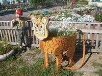 поделки на участок в детский сад: 32 тыс изображений найдено в Яндекс.Картинках
