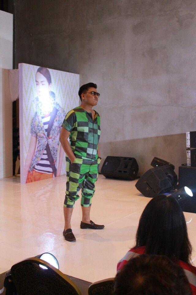 Rockinc Indonesia Runway Collection 2014 featuring 13 loyal. customers.   #bigboyLOOKSGOOD