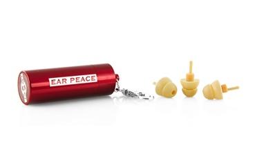 Hi-Fi concert ear plugs, EarPeace