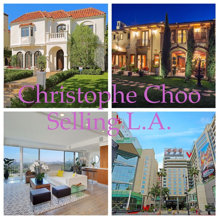 Exotic Homes Los Angeles: 36 Best Images About Los Angeles Luxury Homes For Sale On