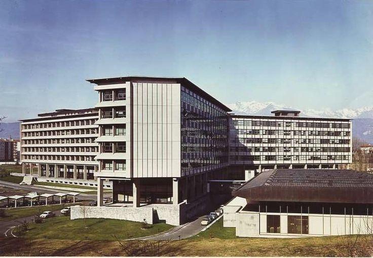 Palazzo Uffici Olivetti e centro di calcolo a Ivrea - Realizzato tra il 1960 e…
