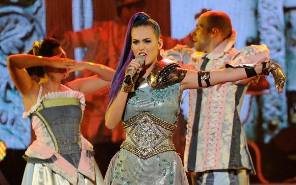5 apresentações inesquecíveis de Katy Perry