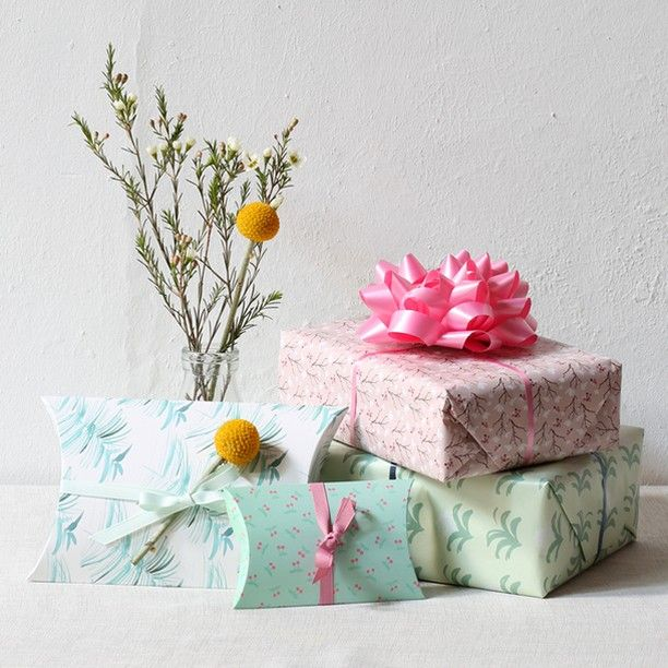 Gift wrapping can be so very fun, Anna says. Gift boxes, prices from DKK 7,90 / SEK 10,90 / NOK 10,80 / EUR 1,12-1,54 / ISK 221 / GBP 0.88  #giftwrapping #giftwrap #diyideas #party #birthdayideas #inspiration #sostrenegrene #søstrenegrene #grenediy