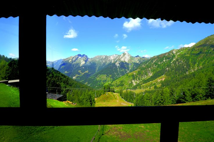 Italy-Val Vigezzo-View from inside the shelter by Francesco Cetta on 500px