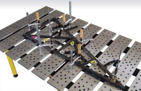 The Ultimate Welding Table | Toolmonger