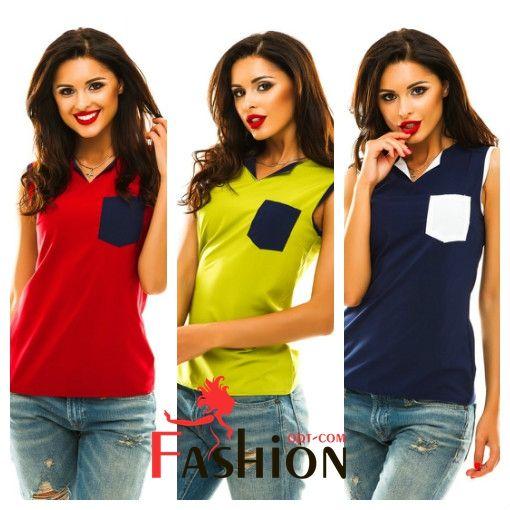 💥6️⃣7️⃣4️⃣руб💥 Блуза с кармашком слева и с отделкой воротничка и манжетов 116 Размер: XL; S; M; L Производитель: ELFBERG Ткань: Бенгалин Цвета: пудра, бордовый, темно-синий, оливковый, красный, белый, желтый.