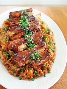 包丁いらず!炊飯器で豪快スペアリブ飯 by 加瀬 まなみ / レシピサイト「Nadia | ナディア」プロの料理を無料で検索