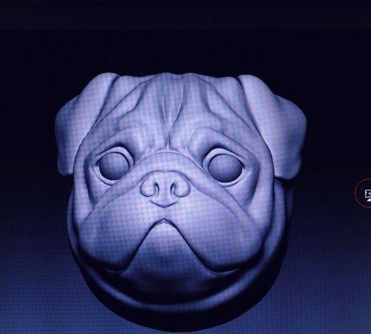 #dog #3d #zbrush