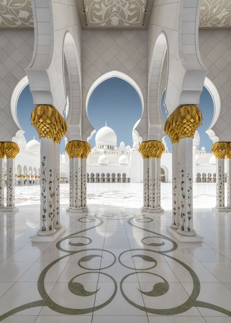 Sheikh Zayed Mosque by Martin Müller on 500px