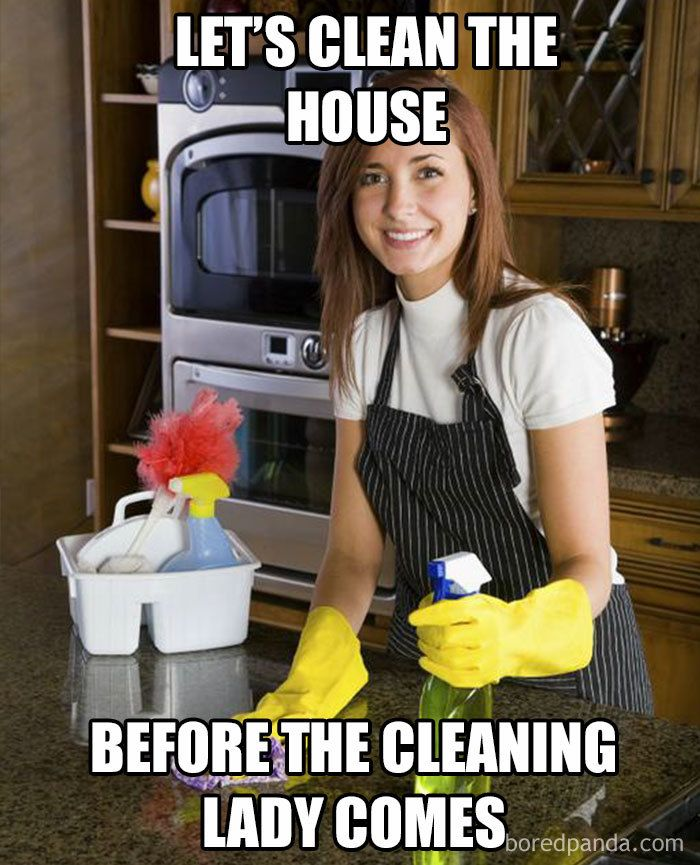 Funny Cleaning Washing Dishes Memes Cleaning Lady Baking Soda Cleaning Clean House