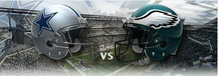 Cowboys vs. Eagles 12/29/2013