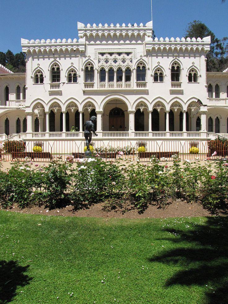 Palacio Vergara.  #ViñadelMar #Chile #HSM #HotelSanMartín #Turismo