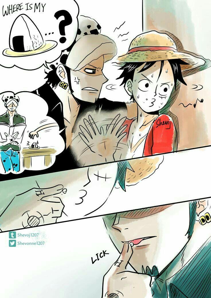 Doujinshi One Piece | One piece, Cặp đôi hoạt hình và Wattpad