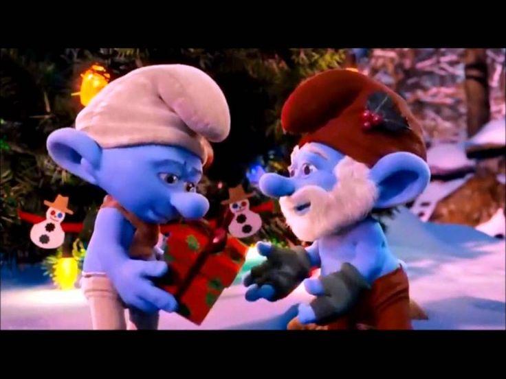 šmoulové písničky, Koukej Vánoce, Vánoční písně, koledy, pro děti, šmoul...