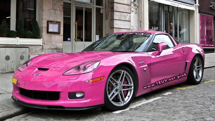 Girliest Cars Image Mag
