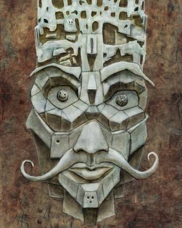 'Monsieur Moustache'