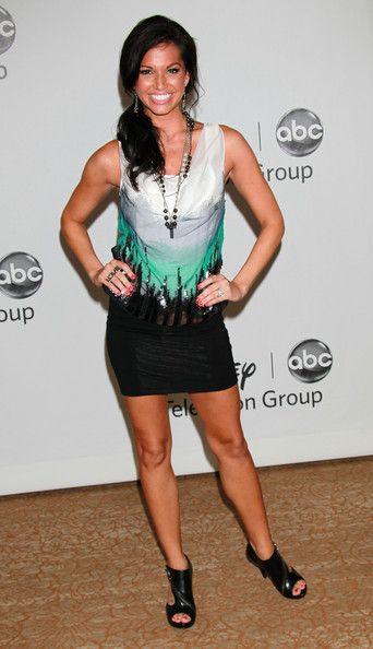 Melissa Rycroft Disney ABC Television Group's Summer TCA Party - Arrivals