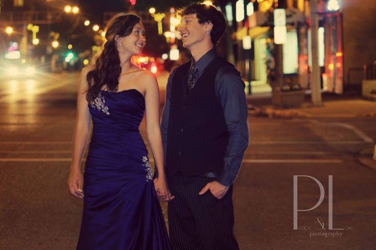 Grad 2013 // Carly & Johne  Wonderful couple, and a fun night shoot!