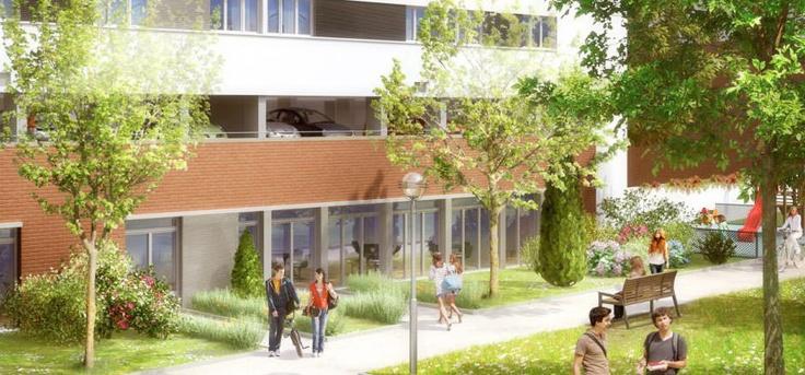 Des studios meublés pour étudiants près de la manufacture des tabacs de Toulouse