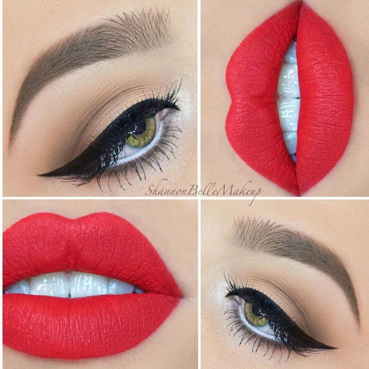 """""""Classic never looked so good! A makeup look by @shannonbellemakeup using Morphe shadows! Check out our previous post for more info on the 35O preorder…"""""""