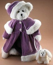 Boyds Bears Victoria Crystalfrost with Fifi #919842 by Boyd's Bears, http://www.amazon.com/dp/B000I8SP38/ref=cm_sw_r_pi_dp_CuLmrb1T3NZ7H