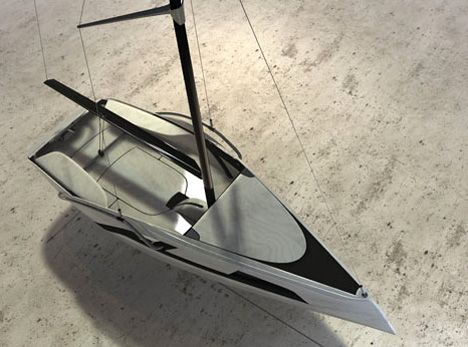 """3D Plywood Boat"" by Max Koriath » Yanko Design"