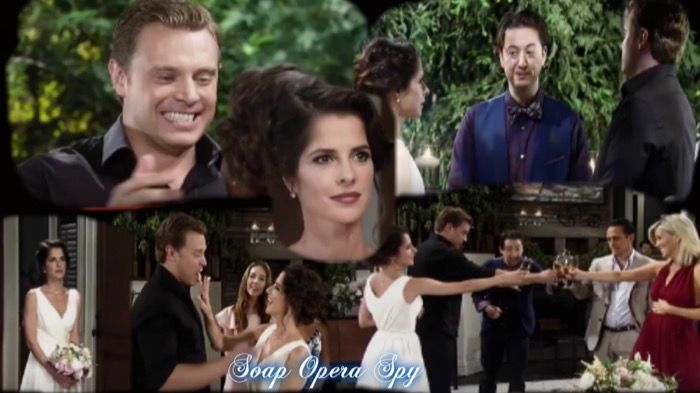 "The moment you all have been waiting for is finally here! Jason (Billy Miller) and Sam (Kelly Monaco) will finally be tying the knot once again this week on ""General Hospital"". (GH) It will be an episode you don't wanna miss! According to the newest ABC's General Hospital video"