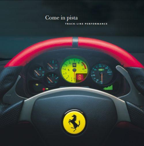 • Ferrari 360 Challenge Stradale