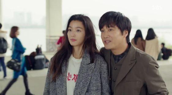 Cha Tae Hyun and Jun Ji Hyun Reunite After 15 Years on The Legend of the Blue Sea   Koogle TV