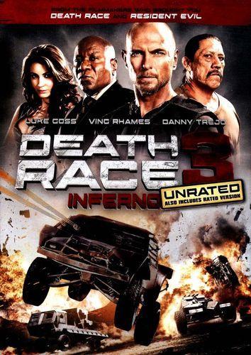 Death Race 3: Inferno [DVD] [2013]