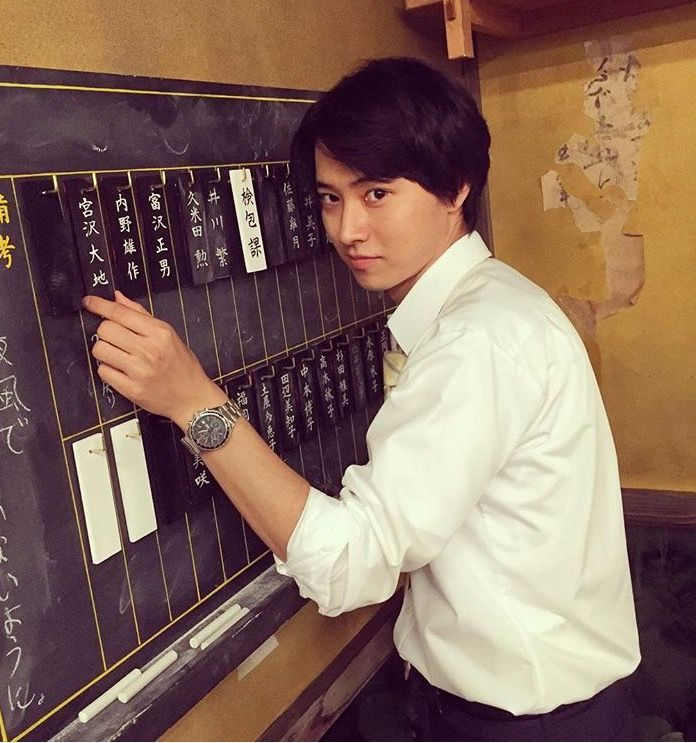 Kento Yamazaki.. 山﨑賢人 TBS Rikuoh starting from Oct. 15