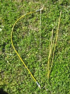 Un arc pour jouer à Robin des bois http://mamanjesaispasquoifaire.blogspot.fr/2013/05/fabrication-dun-arc.html